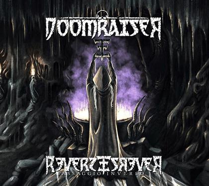 Doomraiser - Reverse - Special Edition & Patch (LP)