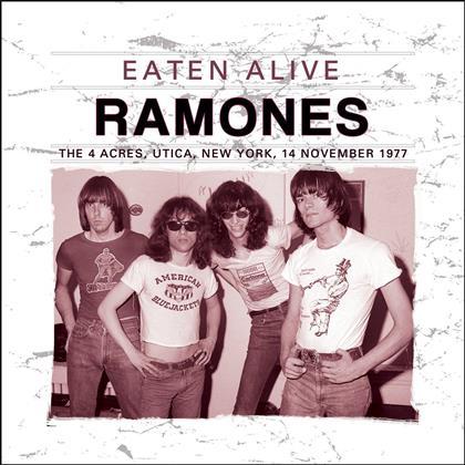 Ramones - Eaten Alive - Live In New York, 1977