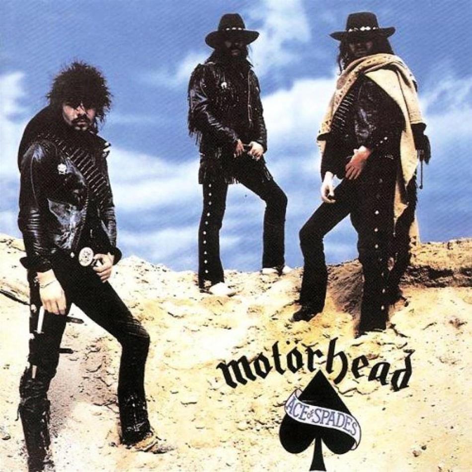 Motörhead - Ace Of Spades - 2015 Reissue (LP)