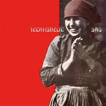 Yellow Magic Orchestra - Technodelic (Music On CD, Remastered)