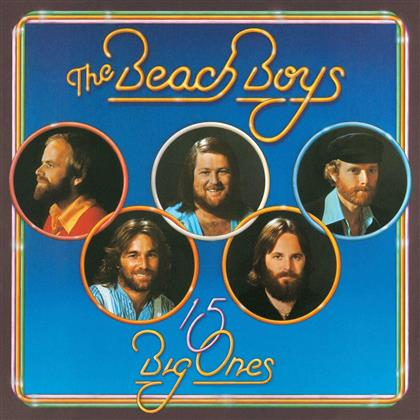 The Beach Boys - 15 Big Ones - Back To Black (LP + Digital Copy)