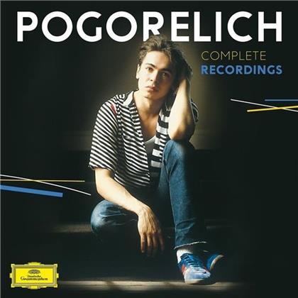 Ivo Pogorelich - Complete Recordings - On Deutsche Grammophon (14 CDs)