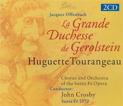 Huguette Tourangeau, Davidson, Walker, Belling, Jacques Offenbach (1819-1880), … - La Grande-Duchesse De Gerolstein (2 CDs)