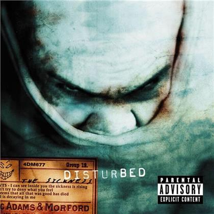 Disturbed - Sickness (LP)