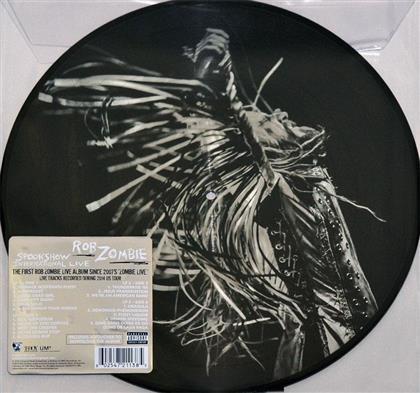 Rob Zombie - Spookshow International Live - Picture Disc (LP)