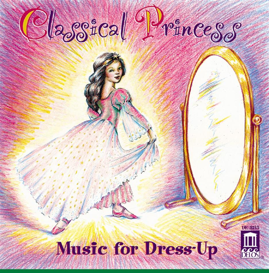 Divers - Classical Princess - Music For Dress-Up