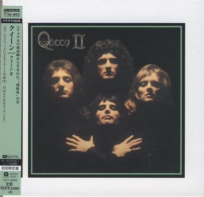 Queen - II - Platinum Papersleeve (Japan Edition)