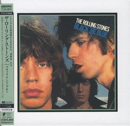The Rolling Stones - Black And Blue (Platinum Edition Papersleeve, Japan Edition)