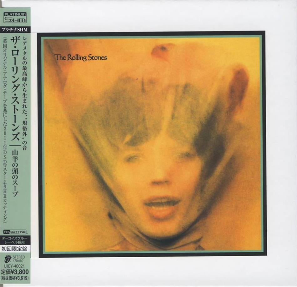 The Rolling Stones - Goats Head Soup (Platinum Edition Papersleeve, Japan Edition)