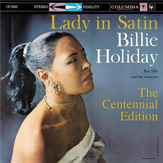 Billie Holiday - Lady In Satin - Centennial Edition - Digibook (3 CDs)
