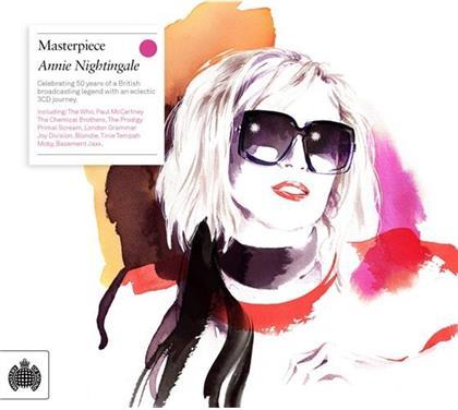 Annie Nightingale - Masterpiece (3 CDs)