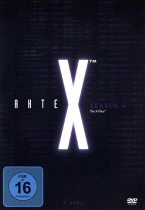 Akte X - Staffel 4 (7 DVDs)
