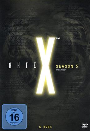 Akte X - Staffel 5 (6 DVDs)