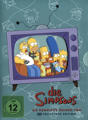 Die Simpsons - Staffel 2 (Collector's Edition, 4 DVDs)