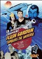 Flash Gordons conquers the universe - Chapters 1-12 (3 DVDs)