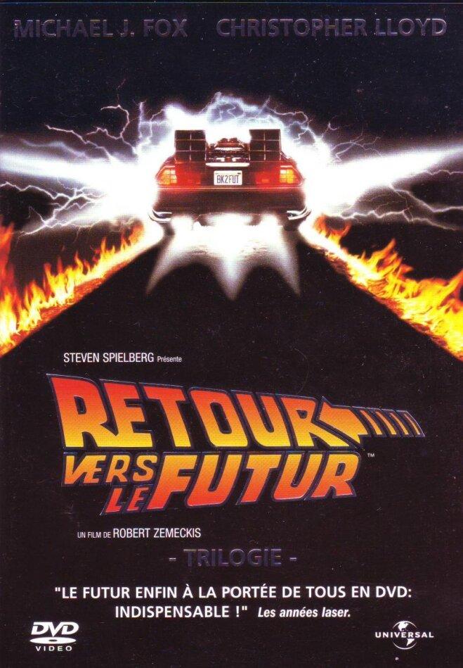 Retour vers le Futur 1 - 3 (Box, 3 DVDs)
