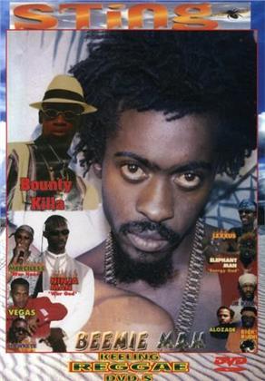Various Artists - Sting (Reggae)