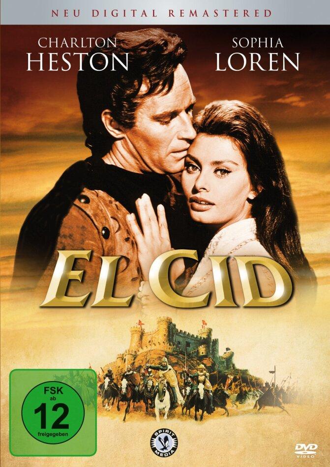El Cid (1961) (Single Edition)