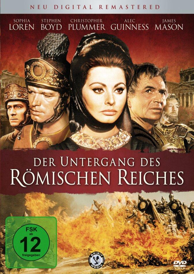 Der Untergang des römischen Reiches (1964) (Single Edition)