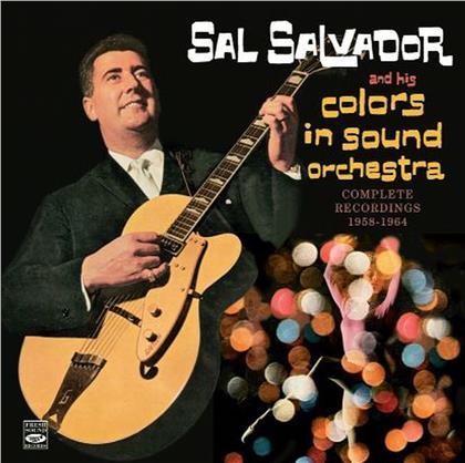 Sal Salvador - Complete Recordings 1958-1964 (2 CDs)