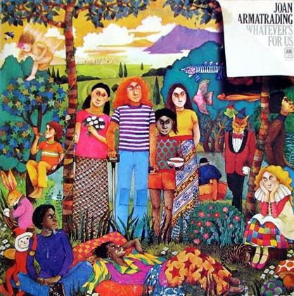 Joan Armatrading - Whatever's For Us (2015 Version, Versione Rimasterizzata)