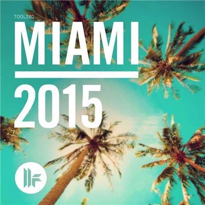 Toolroom Miami - Various 2015 - Mixed (3 CDs)