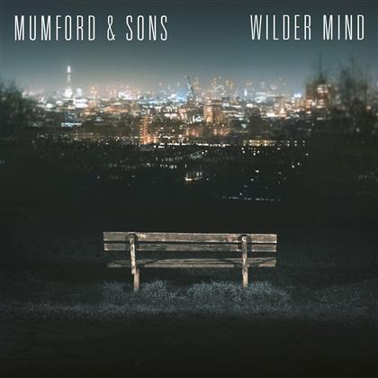 Mumford & Sons - Wilder Mind - Digipack, 12 Tracks