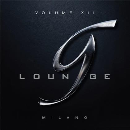 G Lounge Milano - Vol. 12 (2 CDs)