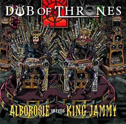 Alborosie & King Jammy - Dub Of Thrones (LP)