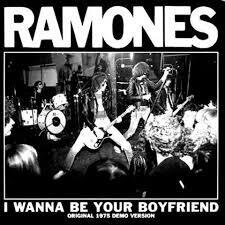 "Ramones - I Wanna Be Your Boyfriend - Original 1975 Demo Versions - 7 Inch (7"" Single)"