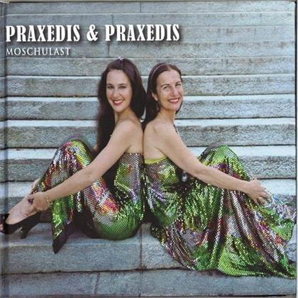 Duo Praxedis, Wolfgang Amadeus Mozart (1756-1791), Franz Schubert (1797-1828), Josef Lanner, Johann Strauss, … - Moschulast