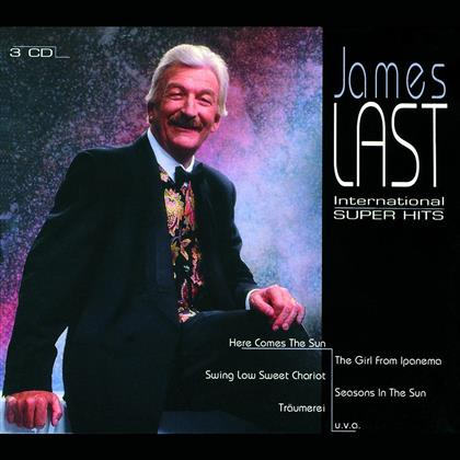 James Last - International Super Hits (3 CDs)