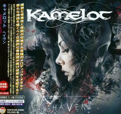 Kamelot - Haven (Japan Edition, Limited Edition, CD + DVD)