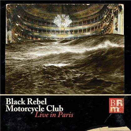Black Rebel Motorcycle Club - Live In Paris (2 CDs + DVD)