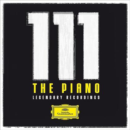 Divers - 111 The Piano - Legendary Recordings (40 CDs)