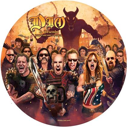 Ronnie James Dio & Friends - Stand Up & Shout For Cancer - Picture Disc (LP)