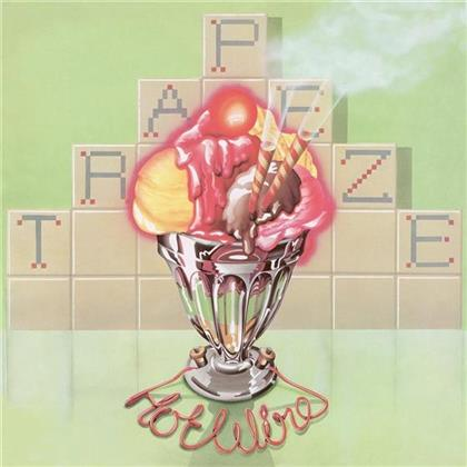 Trapeze - Hot Wire (Rockcandy Edition, Remastered)