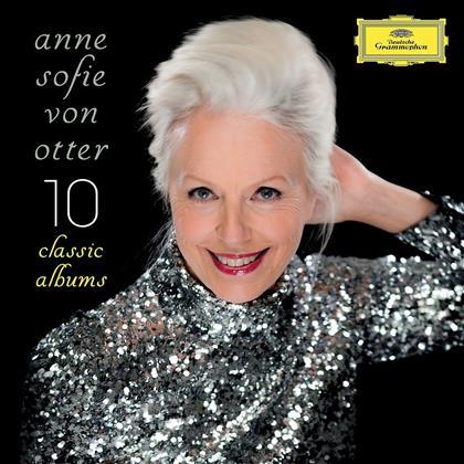 Anne Sofie von Otter - 10 Classic Albums (11 CDs)