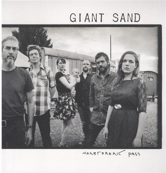 Giant Sand - Heartbreak Pass (LP + Digital Copy)