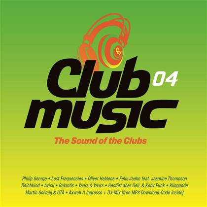 Club Music - Vol. 4 (3 CDs)