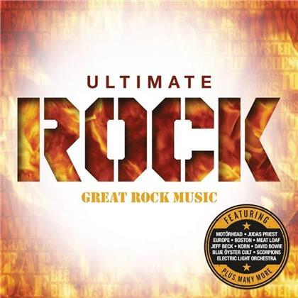 Ultimate... Rock (4 CDs)