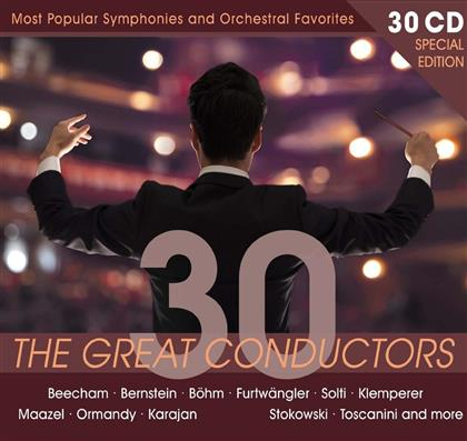 Divers - Great Conductors (30 CDs)