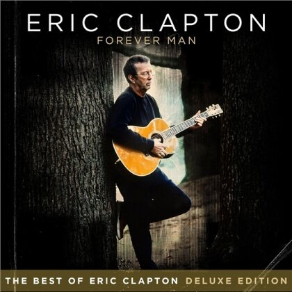 Eric Clapton - Forever Man: Best Of (2 LPs)