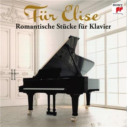 Divers - Für Elise Und Andere Romantische Werke Für Klavier