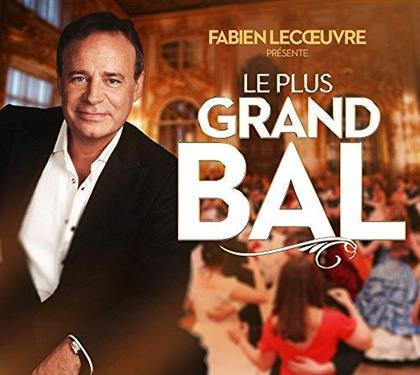 Fabien Lecoeuvre - Presente Le Plus Grand Bal De France (5 CDs)