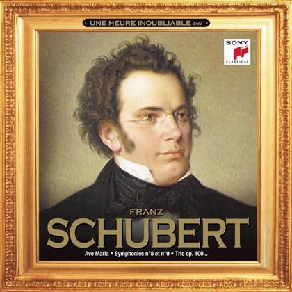 Franz Schubert (1797-1828) - Une Heure Inoubliable Avec Schubert