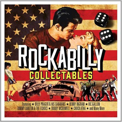 Rockabilly Collectables (3 CDs)