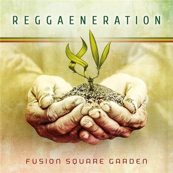 Fusion Square Garden - Reggaeneration XV