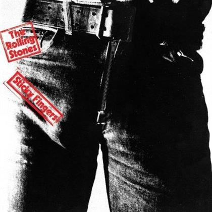 The Rolling Stones - Sticky Fingers - Super Deluxe Edition, + 7 Inch, + Bonustracks (Japan Edition, Remastered, 3 CDs)