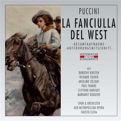 Giacomo Puccini (1858-1924) - La Fanciulla Del West (2 CDs)